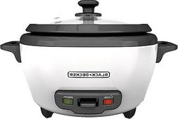 Rice Cooker and Food Steamer 6-Cup Cooked 300W Warm Kitchen