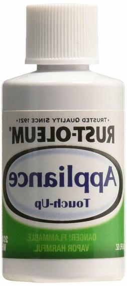 Rust-Oleum 203000 Touch Up Appliance Paint, White, 6-Ounce
