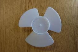 RV Mobile Home Replacement Fan Blade for Range Hood Exhaust