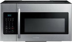 Samsung 1.6-cubic-foot Over-the-Range Microwave Oven Stainle