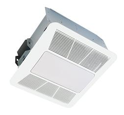 KAZE APPLIANCE SE150TL2 Ultra Quiet Bathroom Exhaust Fan wit