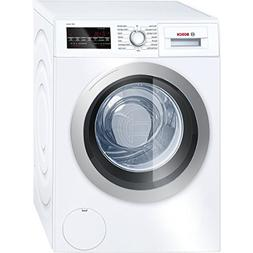 Bosch 24 500 Series White Front Loading Compact Washer