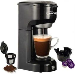 Single Serve Coffee Maker Brewer for Cup, K-Cup Coffeemaker