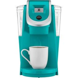 Single Serve Coffee Maker Kcups Turquoise Kitchen Appliance