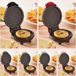 Portable Tabletop Griddle Grill Cooker Single Student Mens G