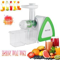 Slow Juicer,OUTAD Slow Masticating Juicer Extractor Professi