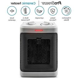 ProBreeze Small Footprint Ceramic Space Heater Powerful Safe