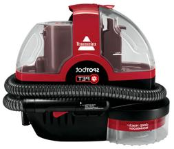 BISSELL Spotbot Pet Portable Spot & Stain Cleaner Red Model