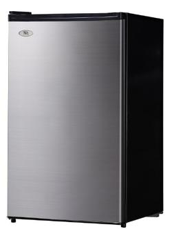 SPT RF-444SS 4.4 cu. ft. Compact Stainless Steel Refrigerato