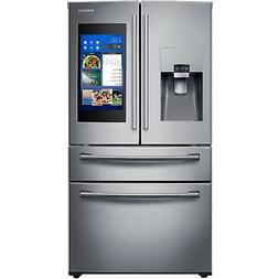 Samsung Stainless Steel 4 Door French Refrigerator Family Hu
