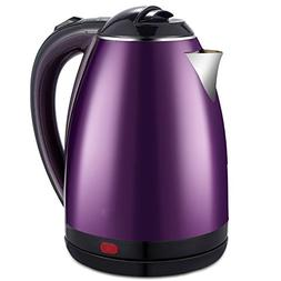 220V 1500W 2.0L Stainless Steel Electric Kettle