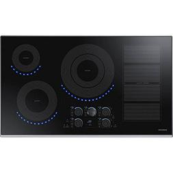 Samsung 36 inch Stainless steel Induction Cooktop with Flex