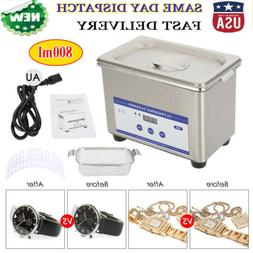 Stainless Steel Industry Ultrasonic Cleaner Heated Heater w/