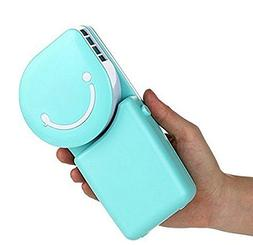 Summer Portable USB Air Conditioner Mini Fan Mute Bladeless