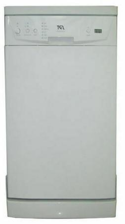 "Sunpentown 18"" Portable Dishwasher with Energy Star - White"
