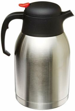 Thermal Pitcher Coffee Maker Stainless Steel Carafe Coffe Po