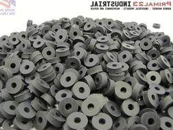 Thick Rubber Washers - Neoprene Rubber Washers - 3/4 OD X 1/