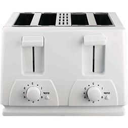 Brentwood Toaster - Toast - White