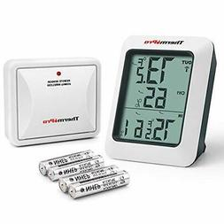 ThermoPro TP-60S Digital Hygrometer Thermometer Monitor 200f