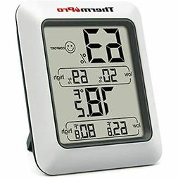 TP50 Digital Hygrometer Indoor Thermometer Room And Humidity