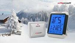 ThermoPro TP65S Digital Wireless Indoor Outdoor Thermometer