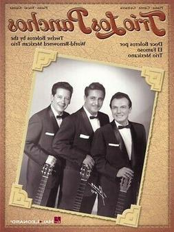 Trio Los Panchos Sheet Music Piano Vocal Guitar Songbook NEW