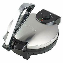 Brentwood Appliances Ts-129 12-inch Nonstick Electric Tortil