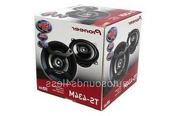 "Pioneer TS-434M 4"" 2-Way Speakers with 150W Maximum Power Ou"