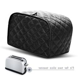 XUNUO TwoSlice Toaster Cover, Polyester Anti-sputtering and