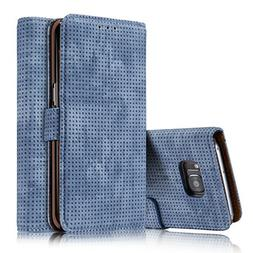 TYoung Classic  Artificial Leather Magnetic Wallet Pouch  Ho