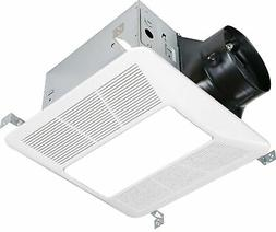 KAZE APPLIANCE Ultra Quiet Bathroom Exhaust Fan with LED Lig