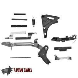 universal completion parts kit lower for glock