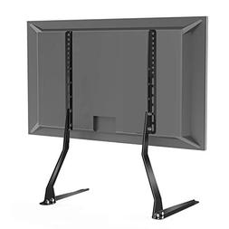 PERLESMITH Universal Table Top TV Stand for 37 - 70 Inch Fla