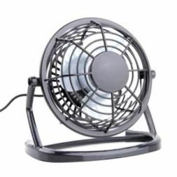 Heller  USB mini Portable Desktop Cooling Desk Quiet Fan Com