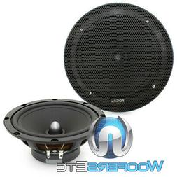 "FOCAL W/RSE165 6.5"" 60W RMS 4 OHM MIDBASS DRIVERS SPEAKERS &"