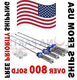 Washer Suspension Rods for Whirlpool, W10820048, W10189077,