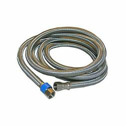 LASCO 10-0996 96-Inch Water Supply Line, Braided Stainless S