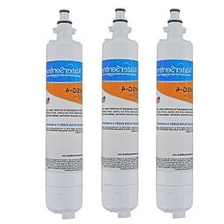 WaterSentinel WSG-4 GE RPWF Comparable Water Filter, 3-Pack