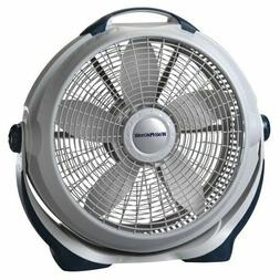 "Lasko 20"" Wind Machine Air Circulator Gray  A20301"