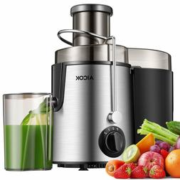 Juicer Aicok Centrifugal Juicer Machine Easy to Clean, 3 Spe