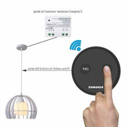 Wireless Light Switch, Remote Control for Lamps Ceiling Fans