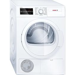 Bosch WTG86400UC300 4.0 Cu. Ft. White Stackable Electric Dry